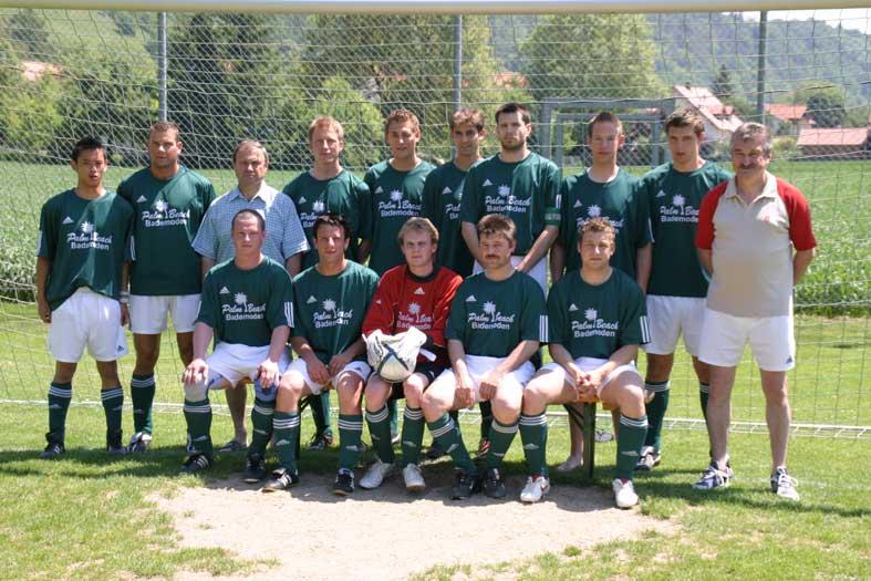 Aufstiegsmannschaft der Saison 2004/2005