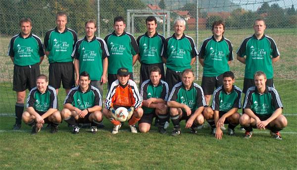 2te Mannschaft der Saison 2006/2007