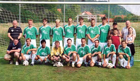 1te Mannschaft der Saison 2006/2007